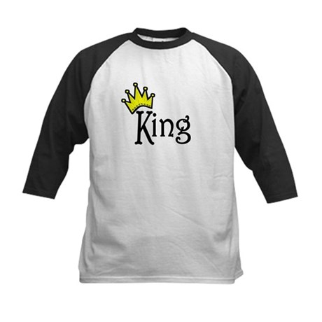 King Kids Baseball Jersey