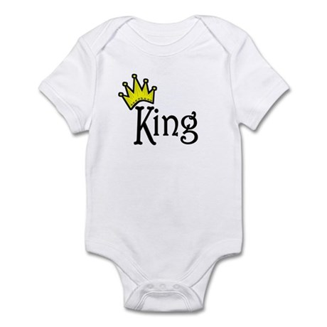 King Infant Creeper
