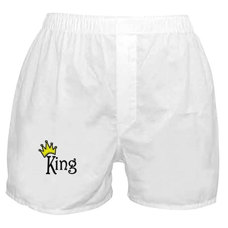 King Boxer Shorts