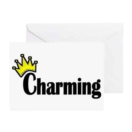 Charming Greeting Cards (Pk of 10)