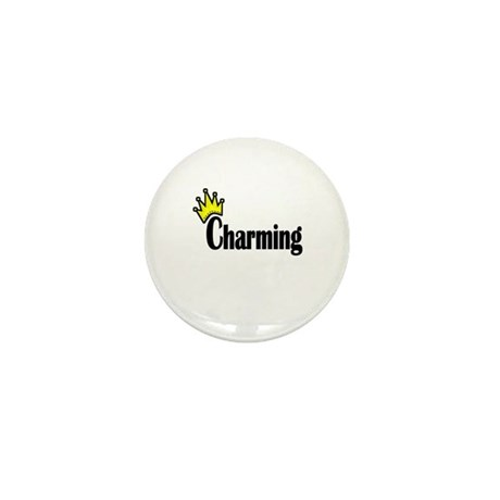 Charming Mini Button (10 pack)