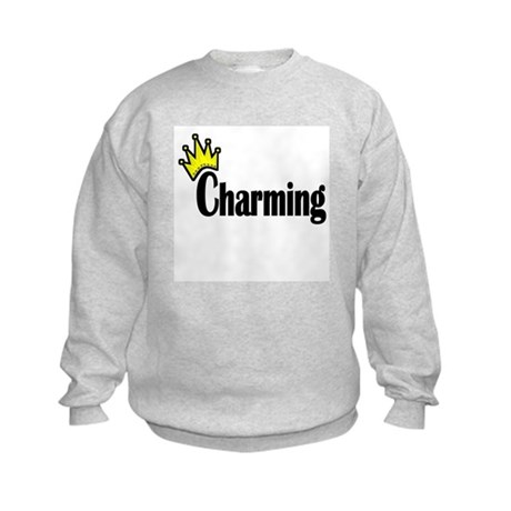 Charming Kids Sweatshirt