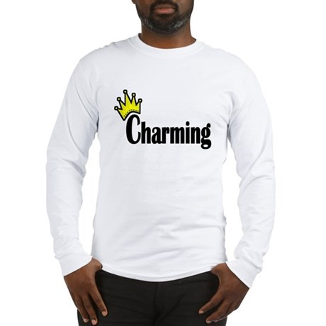 Charming Long Sleeve T-Shirt