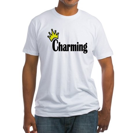 Charming Fitted T-Shirt