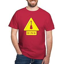 Ukulele Crossing T-Shirt