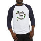 Customized Genealogy Baseball Jersey