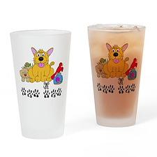 Pet Veterinarian Drinking Glass