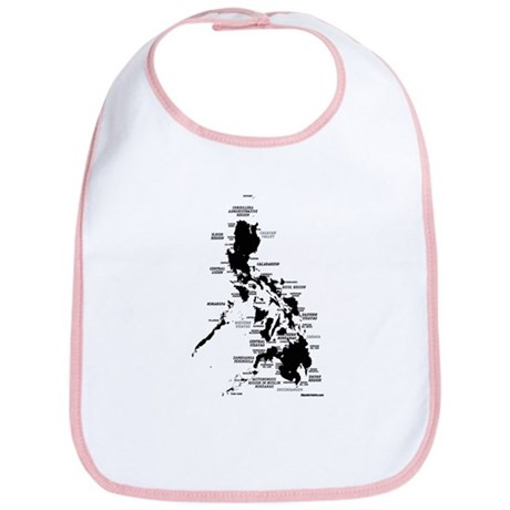 Philippines Rough Map Bib