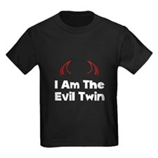 I Am The Evil Twin T