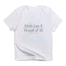 Laos - Papaya Salad Certified Infant T-Shirt