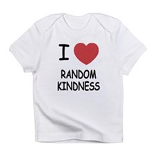 I heart random kindness Infant T-Shirt