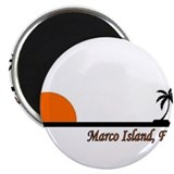 "Cute Marcos 2.25"" Magnet (10 pack)"