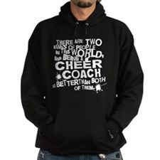 Cheer Coach (Funny) Gift Hoodie
