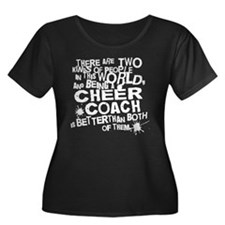 Cheer Coach (Funny) Gift T