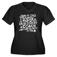 Cross Country Coach (Funny) Gift Women's Plus Size