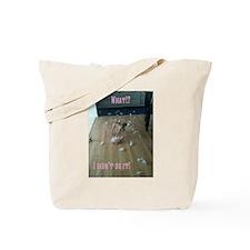 Cute Puggle puppy Tote Bag