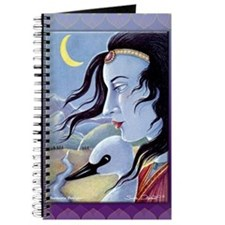 Saraswati-Goddess of Wisdom Journal