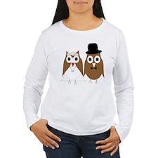 Wedding Owls T-Shirt