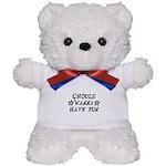 Ghouls Wanna Have Fun Teddy Bear