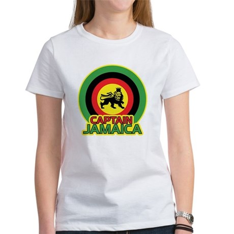 Captain Jamaica Women's T-Shirt