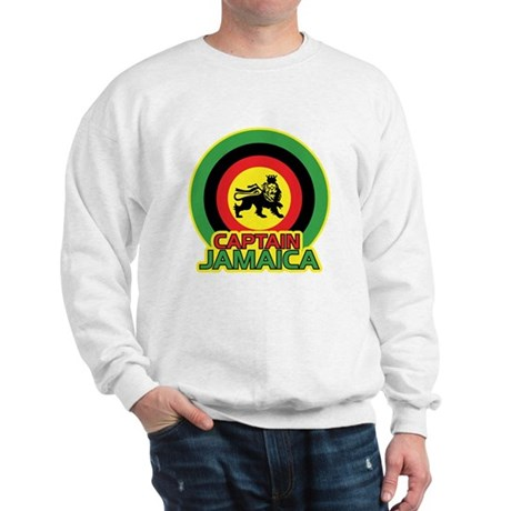Captain Jamaica Sweatshirt