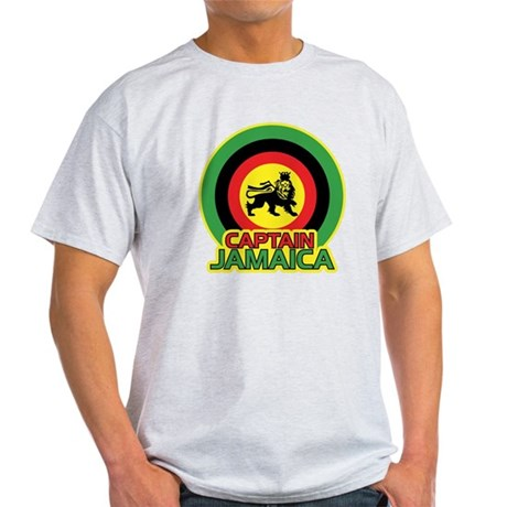 Captain Jamaica Light T-Shirt