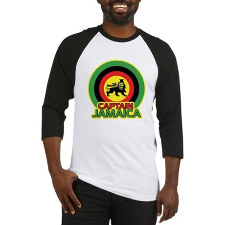 Captain Jamaica Baseball Jersey