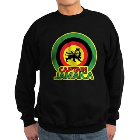 Captain Jamaica Sweatshirt (dark)