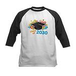 2030 Future School Class Retro Kids Baseball Jerse