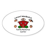 Lamont Weedpatch FRC Decal