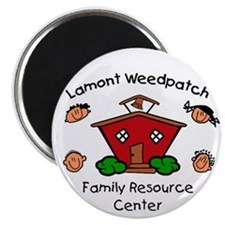 "Lamont Weedpatch FRC 2.25"" Magnet (100 pack)"