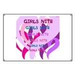OYOOS girls nite design Banner