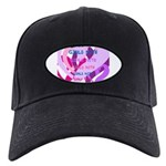 OYOOS girls nite design Black Cap