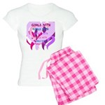 OYOOS girls nite design Women's Light Pajamas