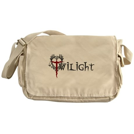 Twilight Movie Messenger Bag