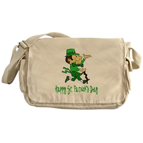 Leprechaun Dandy Messenger Bag