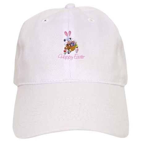 Happy Easter Bunny Cap