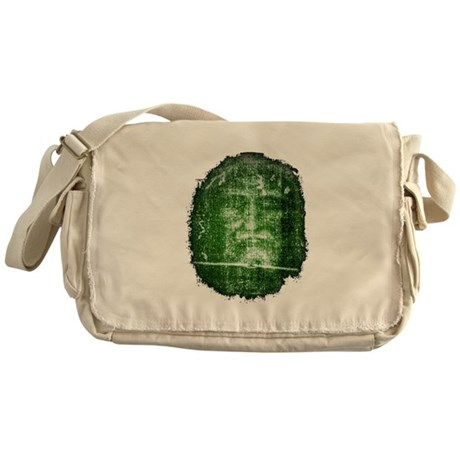 Jesus - Shroud of Turin Messenger Bag