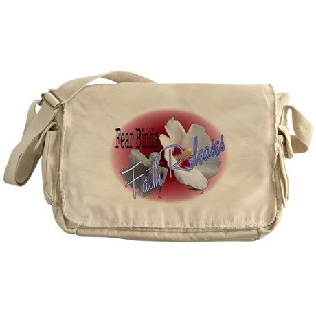 Faith Releases Messenger Bag