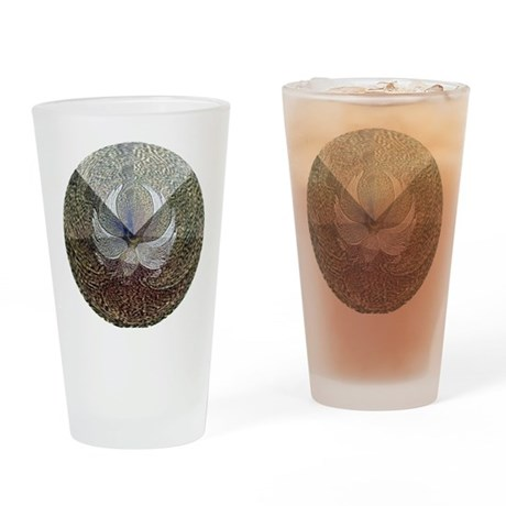 Guardian Angel Drinking Glass