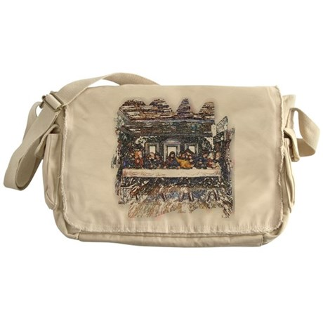 Lord's Last Supper Messenger Bag