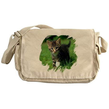Baby Kitten Messenger Bag