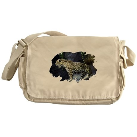 Jaguar Messenger Bag