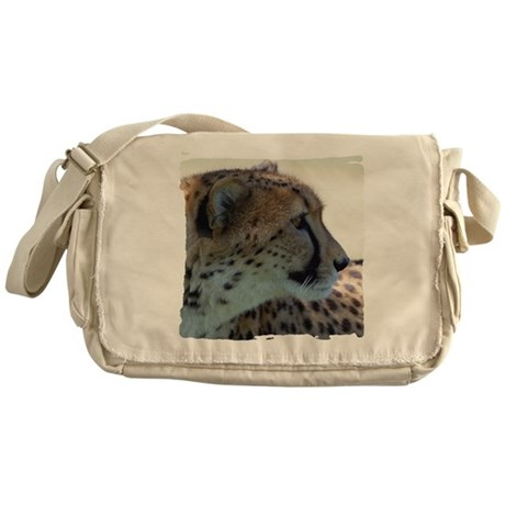 Cheeta Messenger Bag