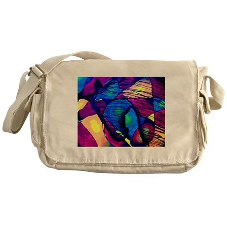 Horse Spirit Messenger Bag