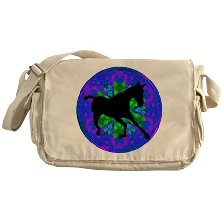 Kaleidoscope Colt Messenger Bag