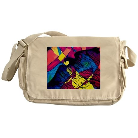Eagle Spirit Messenger Bag