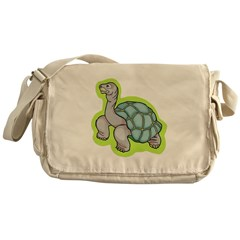 Little Turtle Messenger Bag