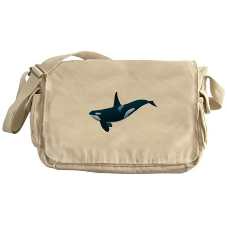 Orca Messenger Bag