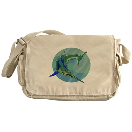 Sailfish Messenger Bag